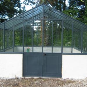 structure en fer forg normandie ferronerie artisan ferronnier en normandie et pays d 39 auge. Black Bedroom Furniture Sets. Home Design Ideas